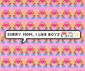wallpaper, gay, and emoji image