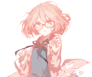 anime, mirai kuriyama, and drawing image