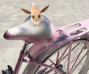 pink and eevee image