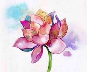 flowers, art, and colorful image
