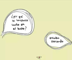 dibujos, frases, and tumblr image