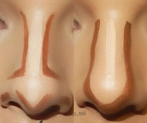 contour and beauty image