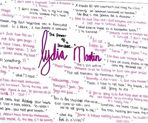 quotes, teen wolf, and lydia martin image