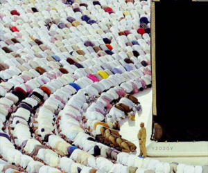 islam, muslim, and makkah image