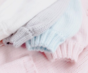 clothes, pastel, and blue image
