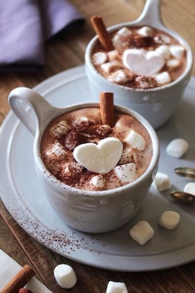 drink, hot chocolate, and coffee image