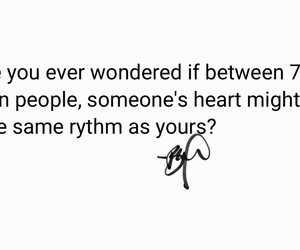 hearts, coincidence, and late night thoughts image