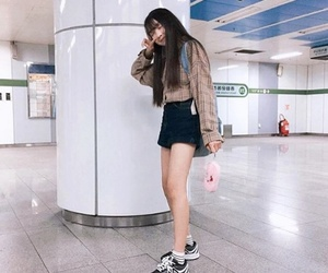 asian, asian fashion, and asian girl image
