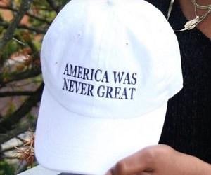 america, trump, and cap image