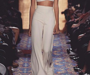 brandon maxwell, fashion, and runway image