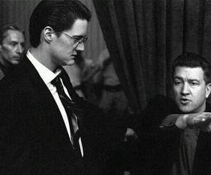 Twin Peaks, david lynch, and Kyle MacLachlan image
