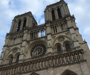 church and notre dame image
