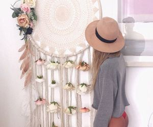 diy, dreamcatcher, and ideas image