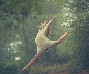 balet, лес, and жизнь image