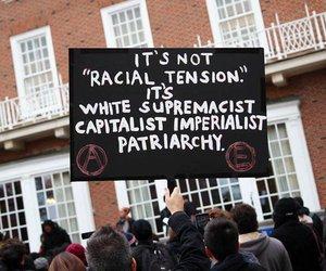 feminism, racism, and trump image