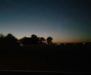 autumn and night image