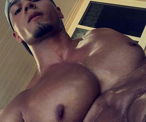 abs, fitness, and handsome image