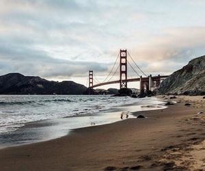 bridge, landscape, and photography image