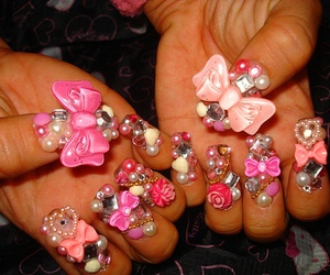 52 Images About Nails On We Heart It See More About Nails Pink
