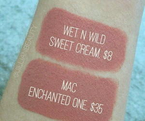 beauty, dupe, and mac image