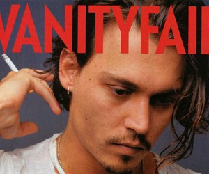 actor, cigarettes, and johnny depp image
