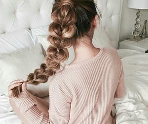 braid, love, and fashion image