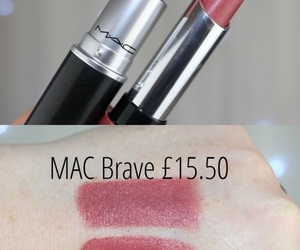 beauty, dupe, and lipstick image