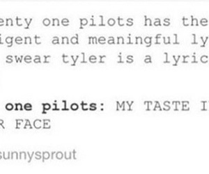 bands, music, and twenty one pilots image