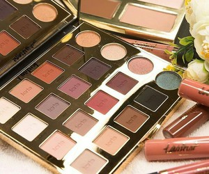 makeup, tarte, and maquillaje image