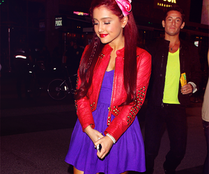 ariana grande, red hair, and pretty image