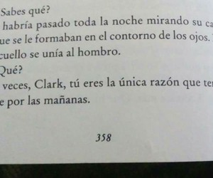 amor, books, and clark image