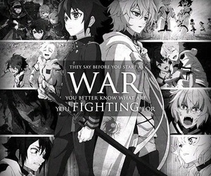 anime, vampires, and anime sad image