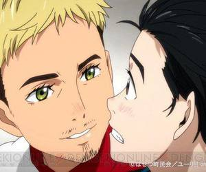 anime, yuri!!! on ice, and yuri katsuki image