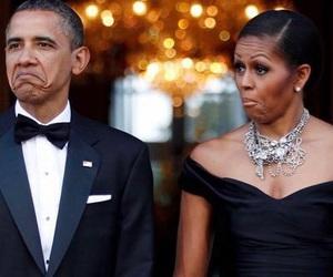 black beauty, fuck donald trump, and obama image