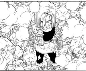 fan art, anime, and dragon ball image