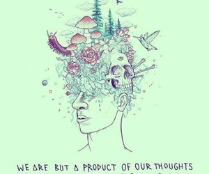 art, psychedelic, and quotes image