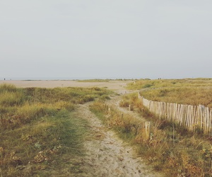 automne, place, and beach image