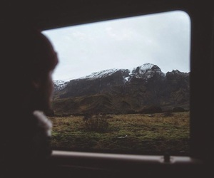 iceland, mountains, and pretty image