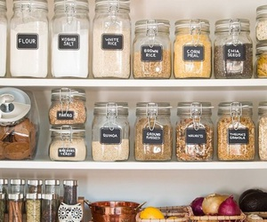 goals, organized, and pantry image