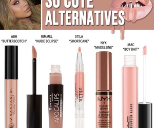 grunge, lipstick, and tumblr image