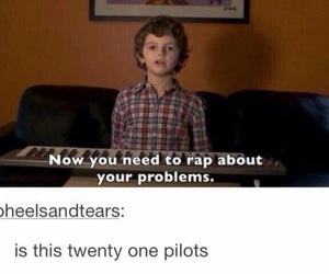 twenty one pilots, bands, and music image