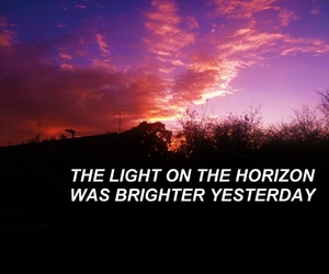 quotes, night, and sky image