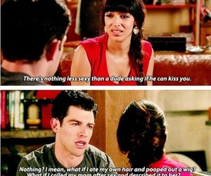 funny and new girl image