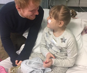 ed sheeran and hospital image