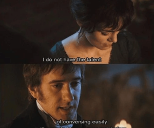 pride and prejudice, quotes, and mr darcy image