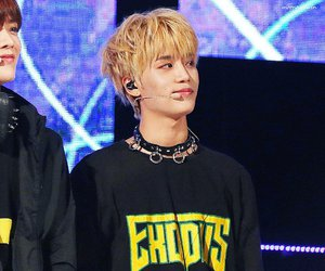 blonde, taeil, and cute image