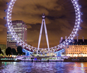 beautiful, travel, and london image