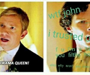 fandom, funny, and Martin Freeman image