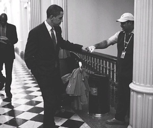 obama, swag, and barack obama image