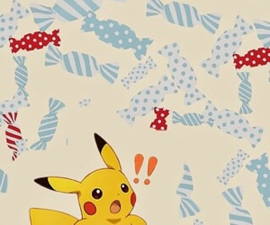 anime, pikachu, and cartoon image